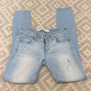Abercrombie and Fitch jeans size 24